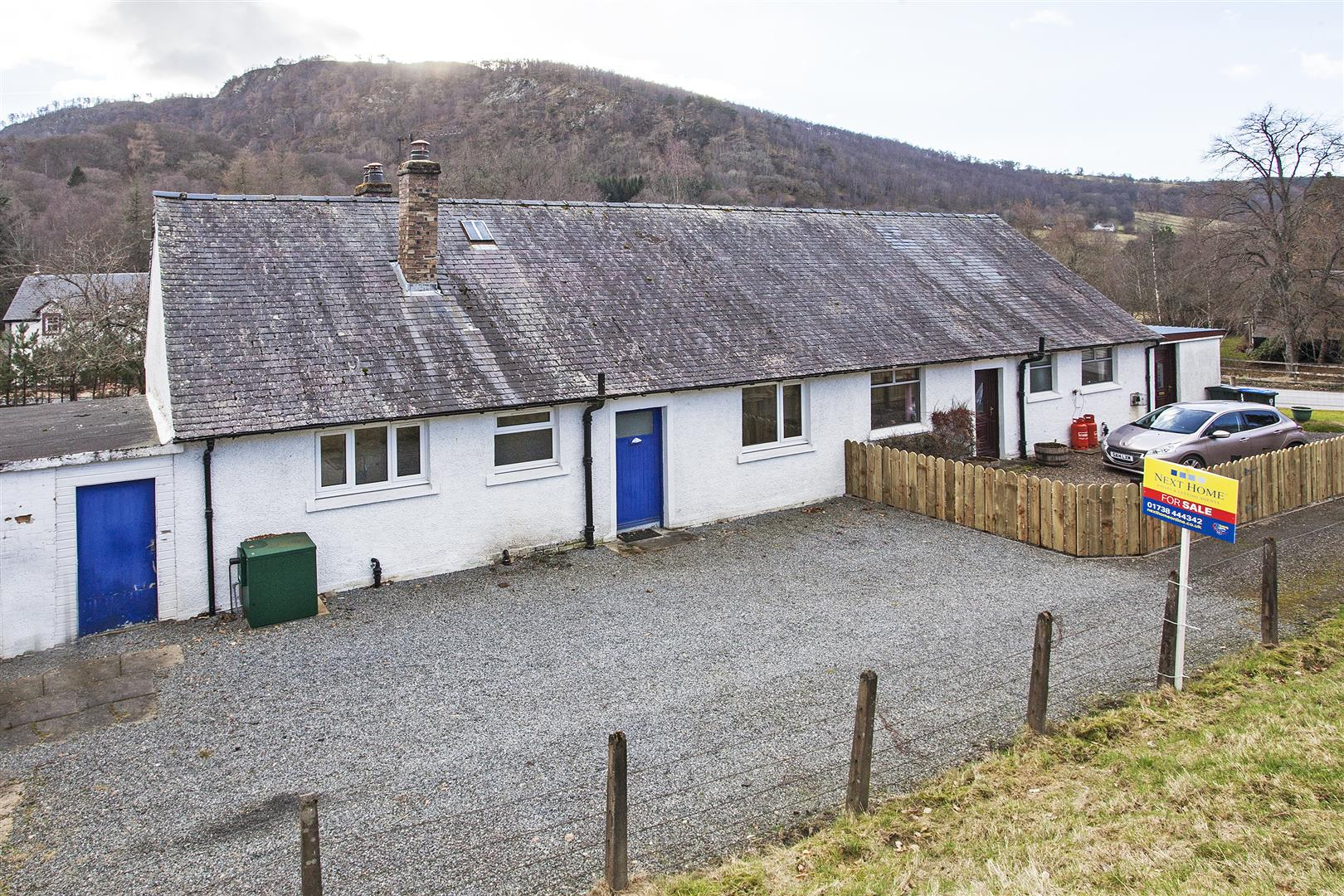 1 Killiecrankie Cottage, Killiecrankie, Pitlochry, Perthshire, PH16 5LG, UK